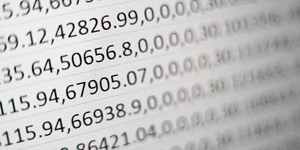 Cassetta degli attrezzi: i dati