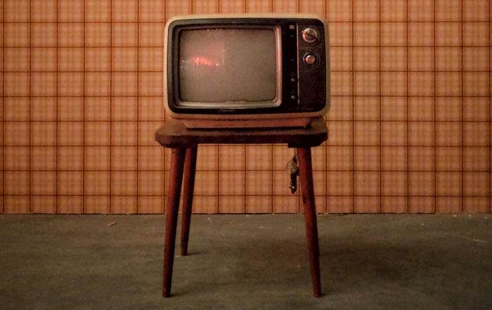 televisione in standby