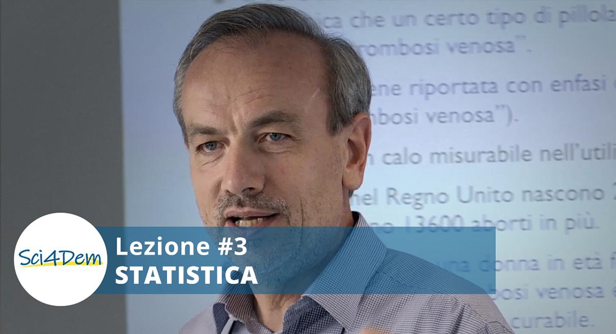 Lezione 3 Statistica Lorenzo Magnea