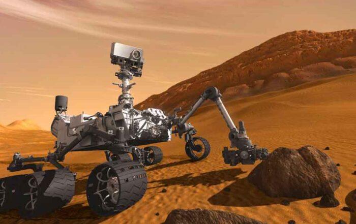 Curiosity: viaggio su Marte