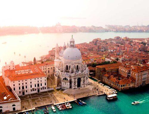 L'acqua alta a Venezia e il peso del riscaldamento globale