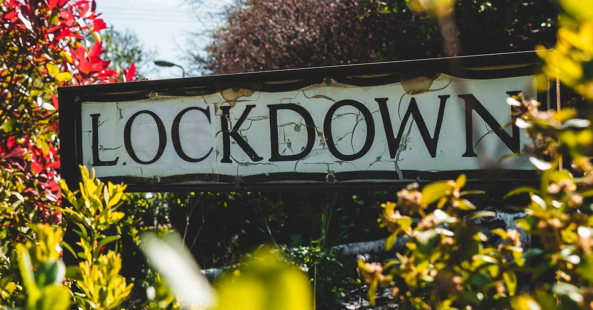 consumi energetici lockdown