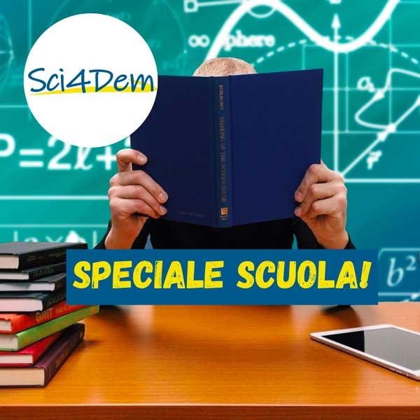 Sci4dem per le scuole